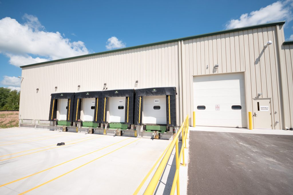 PPC Warehouse Docks